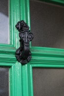 Warner Door Knocker