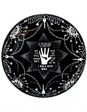 'Let Me In' Plate