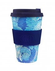 Ecoffee Reusable Cup - Acanthus Print