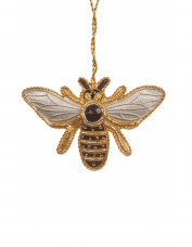 Beaded Bumble Bee Decoration