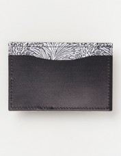 Marigold Thief Double-sided Slim Leather Card Holder