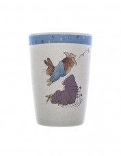Peter Rabbit Bamboo Cup (blue)