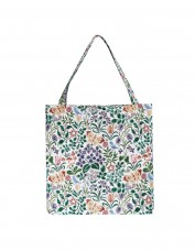 Voysey Butterfly Tapestry Tote Bag