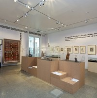 Pioneers Bauhaus installation view