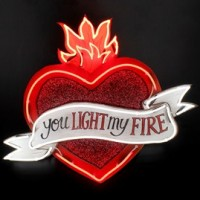 God's Own Junkyard: You Light My Fire