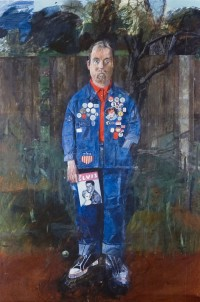 Self Portrait with Badges